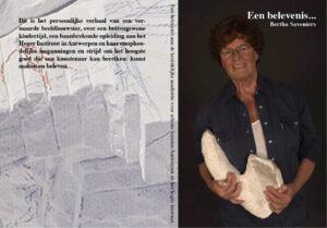 Boek Bertha Saveniers - Een belevenis - 2021